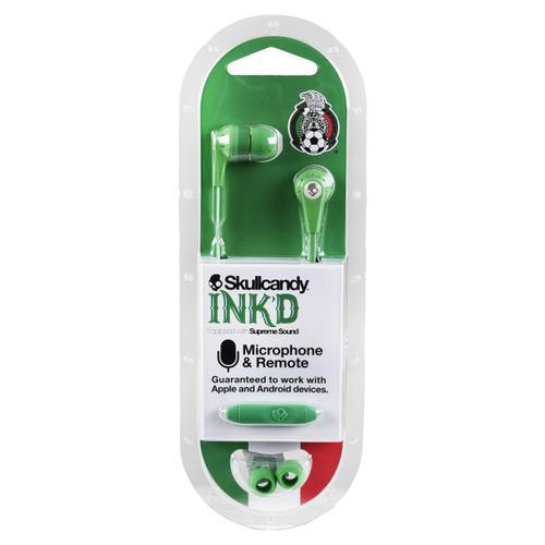 Skullcandy INK'D - Earphones Mexico