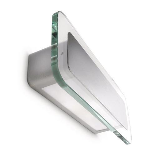 Philips 341044816 - Optimist Wall Lamp Aluminium
