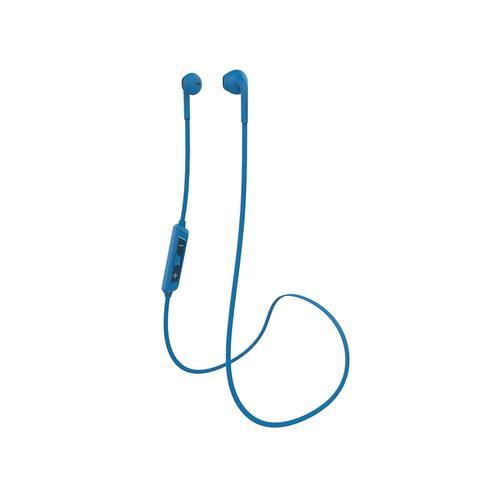 FLAVR 26923 - Stereo In-Ear Bluetooth Headphones # Light Blue