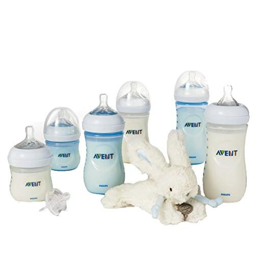 Philips BUN-DOUDOU-BLEU - Avent Pack 6 Bottles
