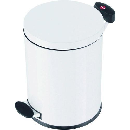 Hailo Garbage Bin White 0514-105
