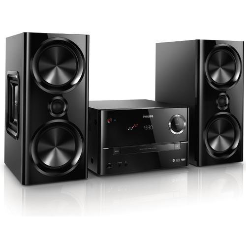 Philips BTM3160/12 Micro set 150W Black home audio set