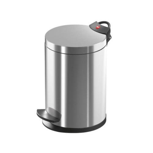 Hailo Garbage Bin Stainless Steel 0704-132