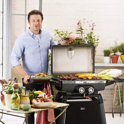 Jamie Oliver - BBQ Explorer 5500, Grey 30mBar