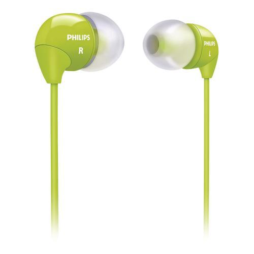 Philips In-Ear Headphones SHE3590GN/10