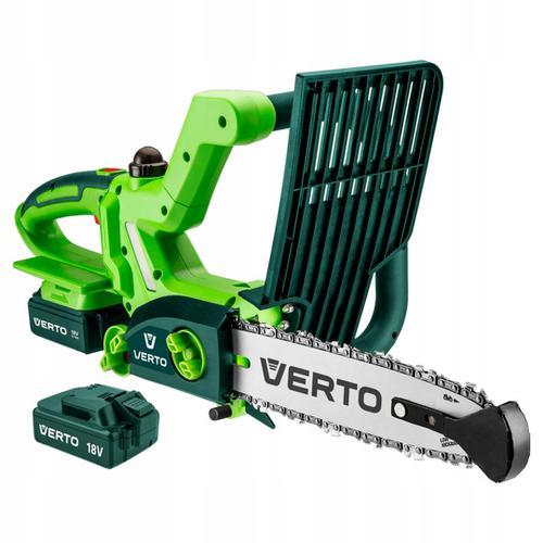 Verto 52G585 - Accu Chainsaw
