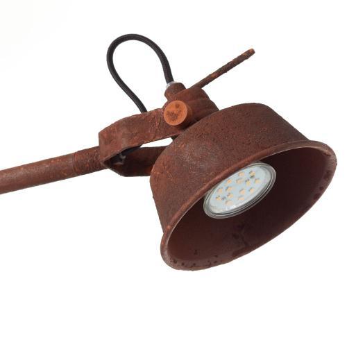 Brilliant - Telma Rust Reading Lamp