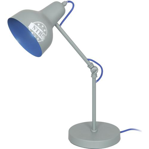 Lief LF12025 - Table lamp ties grey