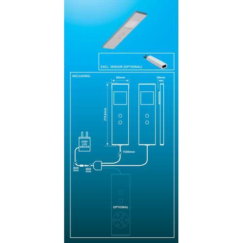Smartwares 7000.019 - Closet Lighting Duopack