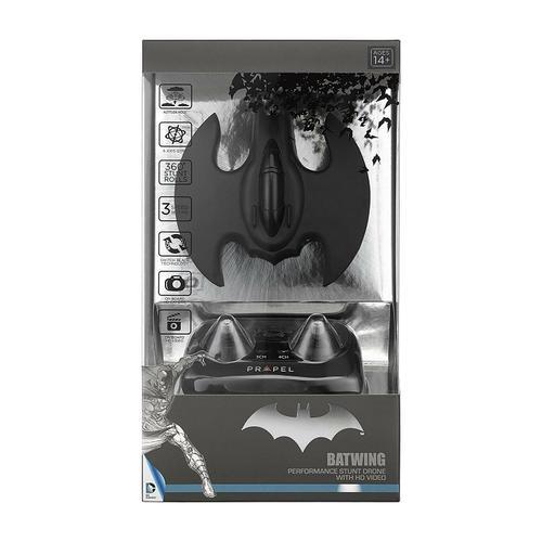 Propel - Batwing Batman Stunt Drone With HD Cam