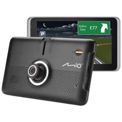 Mio - MiVue Drive 65 LM Naviation + Dashcam