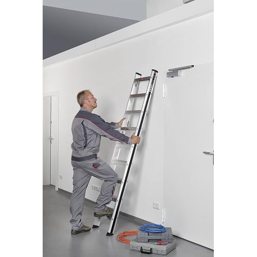 Hailo 7109-225 - ProfiLine A225 9 Steps Ladder