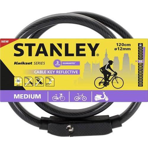 Stanley S741-161 - Reflective Bicycle Lock