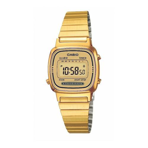 Casio Watch LA670WEGA-9EF