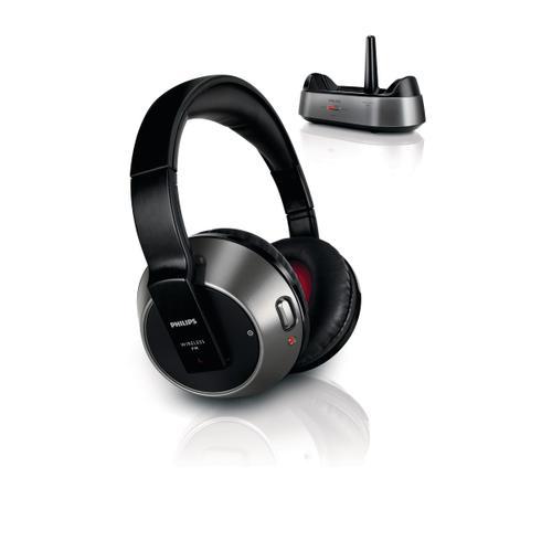 Philips SHC8555/10 - FM Wireless headset