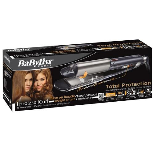 BaByliss ST270E Myltistyler Warm Black