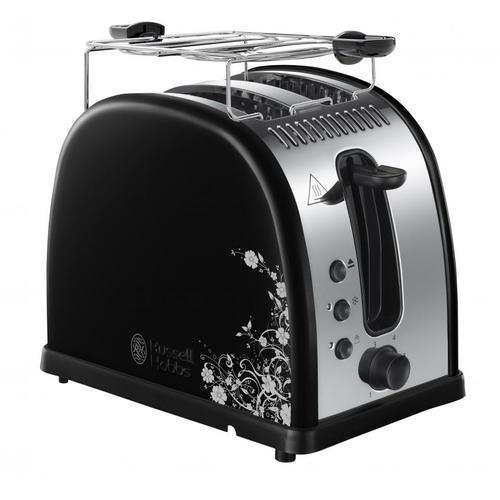 Russel Hobbs Legacy Floral Toaster