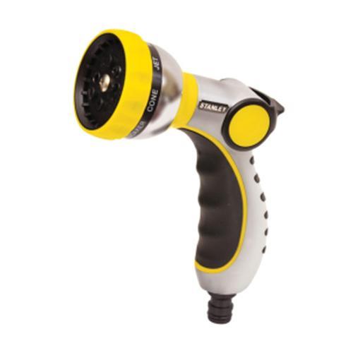 Stanley 38241 - Aluminum Ergonomic 8-Pattern Adjustable Spray Nozzle