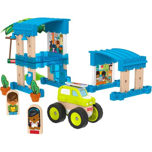 Fisher-Price GFJ13 - Wonder Makers Beach Bungalow