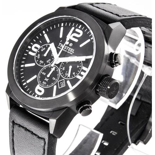 TW Steel TWMC19 - Watch Marc Coblen Edition Black