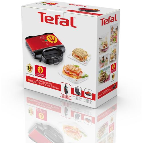 Tefal SM159011 - Grill Belgian Red Devils Edition