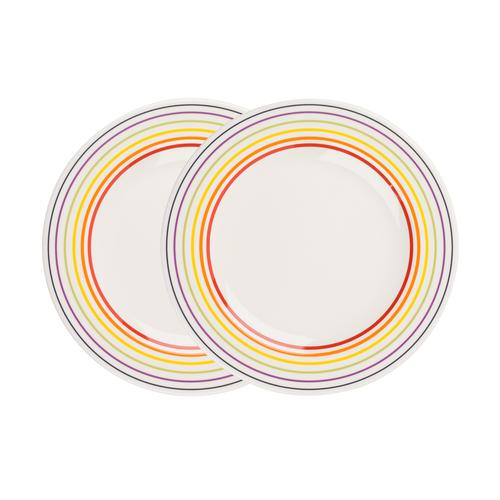Bugatti - Dinner Plates Set 2 pcs Ø 22 cm.