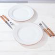 Jamie Oliver - 552799 Dinner Plate 28 cm, Set of 2