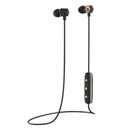 Happy Plugs HP7851BK - Ear Piece Wireless Sapphire Headphones # Black