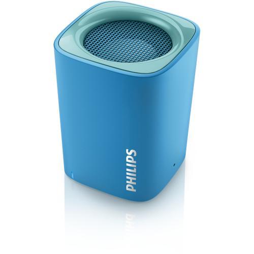 Philips BT100A/00 - Wireless Portable Speaker