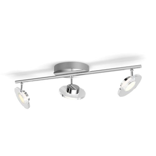 Philips 5044311P0 - Glisette Bar 3 Spots