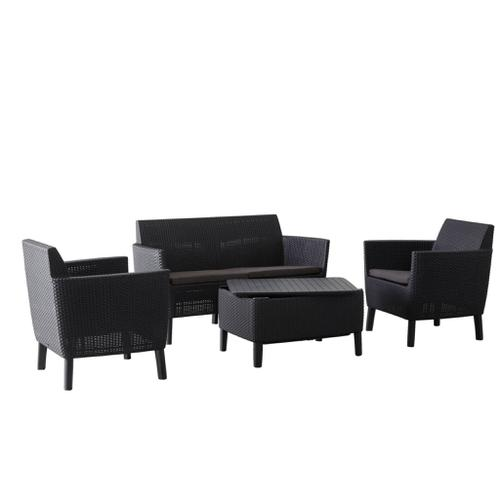 Allibert - Lounge Set Salemo