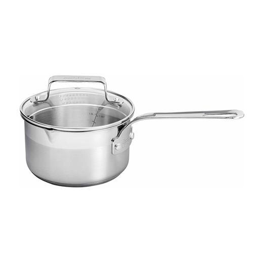 Jamie Oliver 556632 - Saucepan with Lid 20 cm