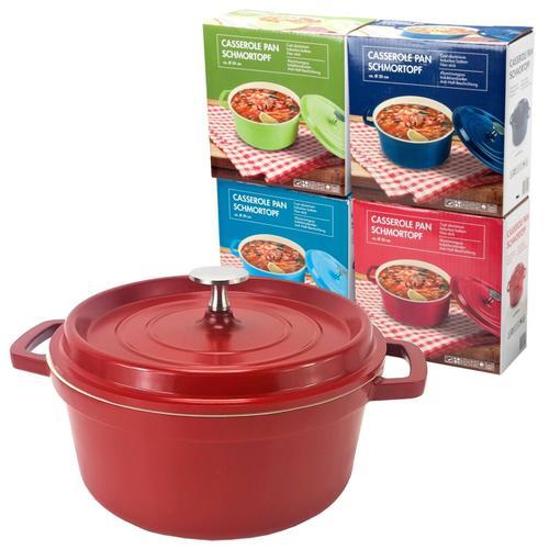 Lifetime Cooking - Casserole Pan 20 cm.