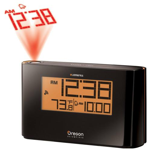 Oregon Projection alarmclock with thermometer EW96