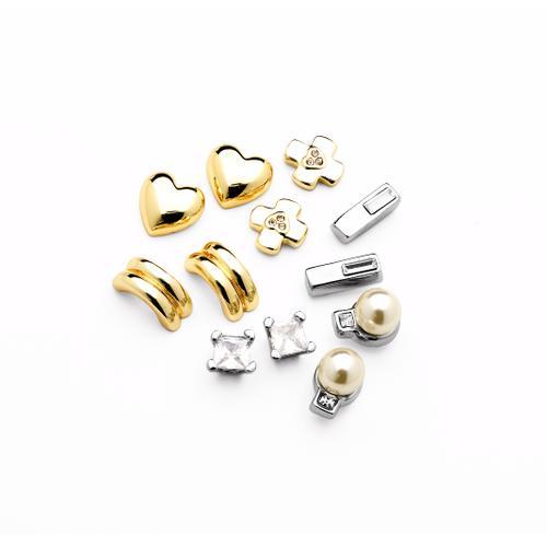 Pierre Cardin PXE60043AS Earring Set