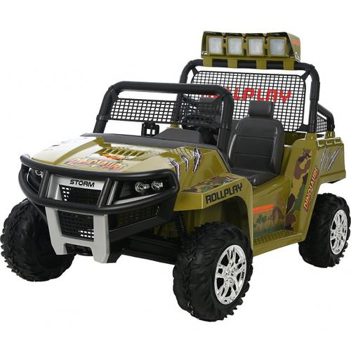 Rollplay - Battery Vehicle Dino Explorer