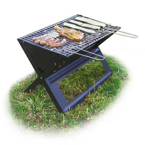 Invelux portable and collapsible BBQ coal-scale festival
