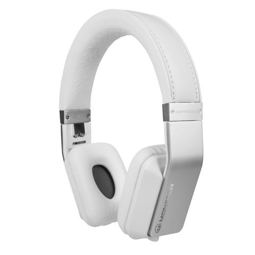 Monster Inspiration On-Ear headphone white