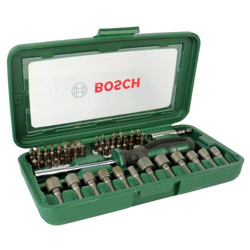 Bosch 2607017360 - Screwdriver Set 46 pcs