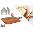 Jamie Oliver 555121 - Cheeseboard with Cheese Forkers