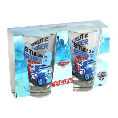 Cars Glass Set 2 pcs