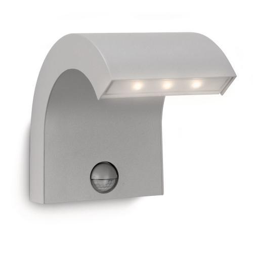 Philips 163568716 - Riverbank Wall Light With Sensor