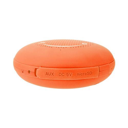 FLAVR 27141 - Portable Bluetooth Speaker # Orange
