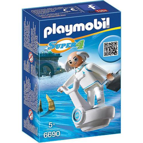 Playmobil 6690 - Super 4 Doctor X