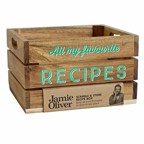 Jamie Oliver - Receptbox