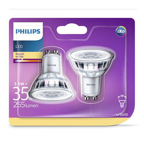 Philips 929001217831 - LED Bulb 35W, GU10