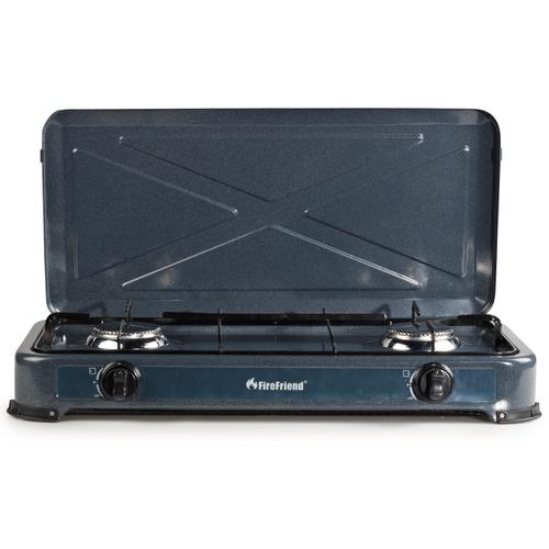 Firefriend KO-6582 - Countertop Gas 2 zone(s)